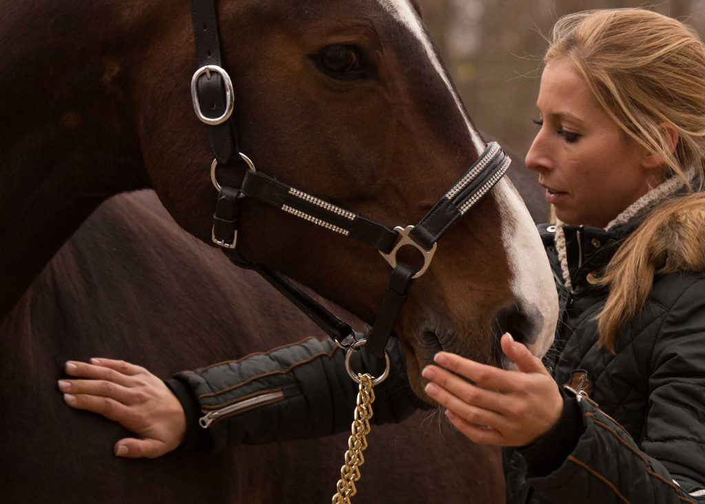 Tiertherapie Annika Presutti-Stoiber